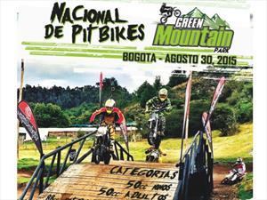 Primer Nacional de Pit bikes en Green Mountain Extreme Park