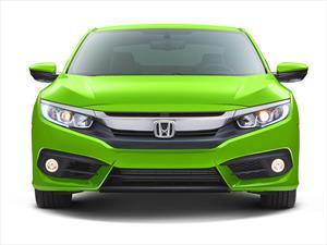 Honda Civic Coupé 2016 debuta