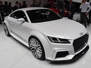 Audi TT Quattro Sport Concept se presenta