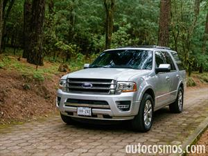 Manerjamos la Ford Expedition 2015