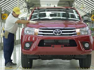 Toyota ya terminó con la ampliación de su planta en Zárate