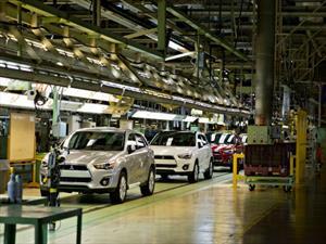 Mitsubishi Motors cierra su planta en Estados Unidos