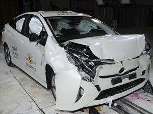 La Euro NCAP elige los autos más seguros de 2016