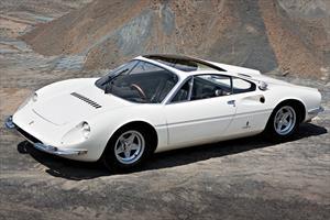 Una Ferrari 365 P Berlinetta Speciale 1966 a subasta por más de USD 20 millones