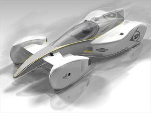 ¿Cómo será el auto de carreras del futuro?