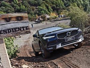Probando el Volvo V90 Cross Country
