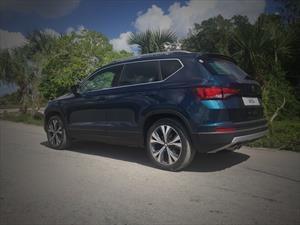 SEAT Ateca 2017 llega a México desde $386,900 pesos
