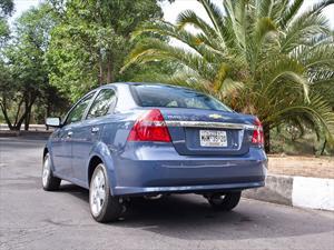Chevrolet Aveo y Volkswagen Clásico continúan siendo los autos más vendidos en México