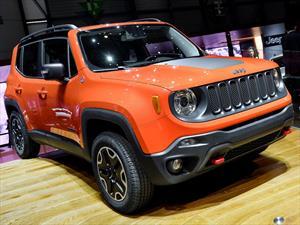 Jeep Renegade, el hermano del FIAT Panda