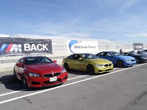 Asisitimos al BMW M Driving Experience