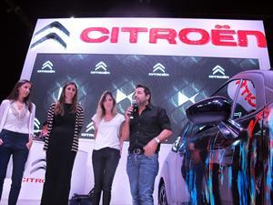 Citroën se lleva todas las miradas en el BAFWEEK 2013
