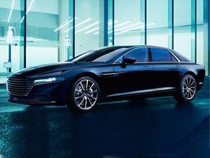 El Aston Martin Lagonda se deja ver en todo su esplendor