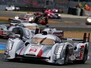 Audi vuelve a ganar las 24 Horas de Le Mans