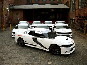 Uber y su flota de Dodge Chargers Stormtroopers