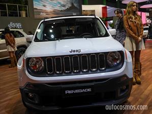 El nuevo Jeep Renegade lanza su preventa en Argentina