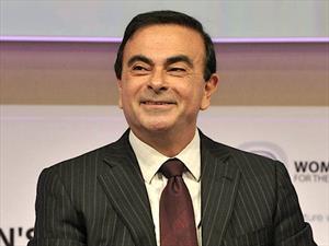 CEO de Nissan recibe comisión de $9.5 millones de dólares