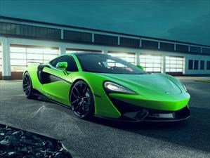 McLaren 570GT por Novitec, eleva el poder del V8