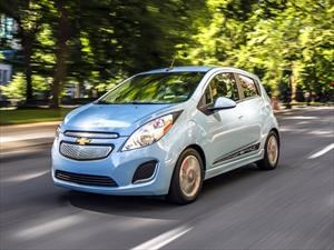 Chevrolet Spark EV: ¡No va más!