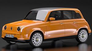 Renault 4-Ever concept, reviviendo la leyenda