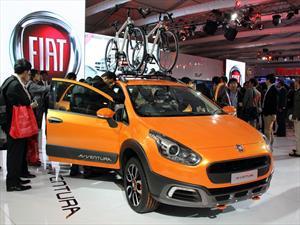 FIAT Avventura Concept se presenta
