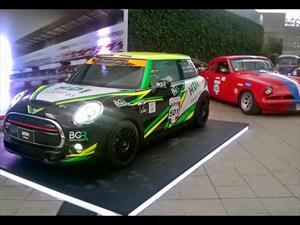 MINI Panam Challenge, el carro oficial de la Carrera Panamericana 2016