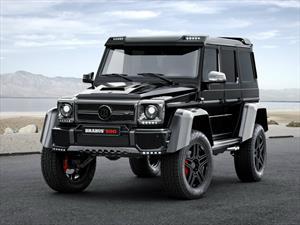 Brabus perfecciona el Mercedes-Benz G 500 4x4²