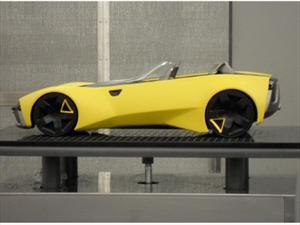 Estudiante diseña el Honda S2000 Roadster del 2020