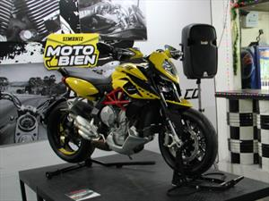 MotoBien, de Simoniz fue presentada en Bogotá