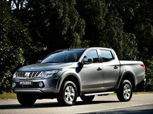 Mitsubishi L200 2016 es nombrada la pick up del año en Inglaterra