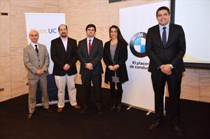 DUOC UC firma alianza con Williamson Balfour Motors para impartir ramo de Tecnologias BMW