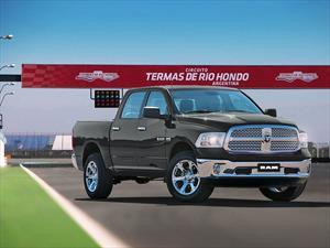 RAM es el Vehículo de Rescate Oficial de Río Hondo