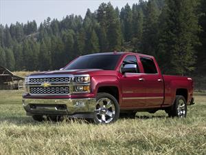 Chevrolet Silverado 2015, un pick up lleno de tecnología