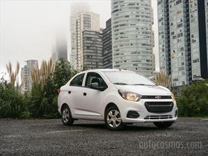 Chevrolet Beat Notchback 2018 debuta