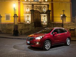 Buick Envision 2017 debuta