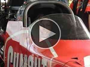 Video: Leah Pritchett vuela con un dragster de 11.000 CV