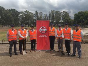 Nissan pone en marcha la construcción de sus instalaciones en Córdoba