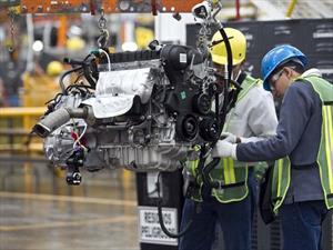 Ford produce su motor 9 millones en México