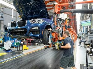 16 datos de la planta de BMW en Spartanburg