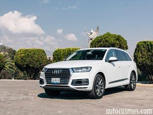 Audi Q7 2016 a prueba