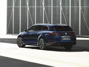 El Renault Talisman estrena silueta Station Wagon