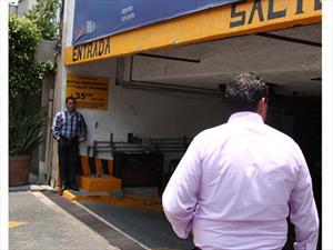 Las delegaciones con más estacionamientos en la Ciudad de México