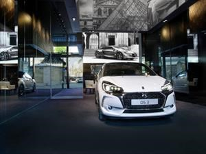 DS presenta su espacio exclusivo en París