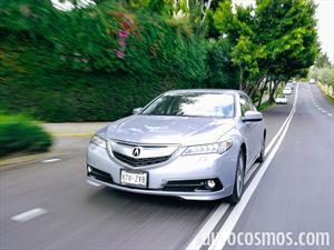 Manejamos el Acura TLX 2015