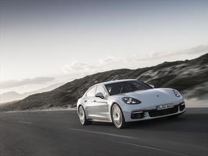 Porsche Panamera 4 E-Hybrid, primer contacto desde Sudáfrica