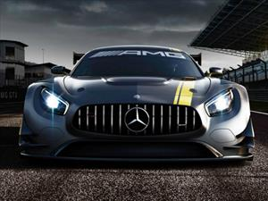 Mercedes-AMG GT3, con hambre de asfalto