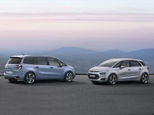 Citroën C4 Picasso y C4 Grand Picasso recargados en Argentina