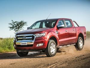 Ford Ranger 2017 se presenta