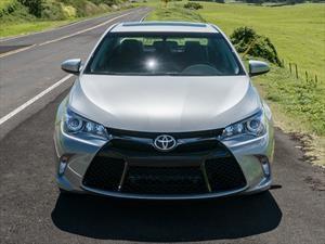Toyota Camry es el automóvil más vendido en Estados Unidos durante 2016