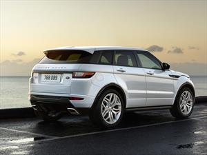 Nueva Range Rover Evoque, evolución estética y tecnológica