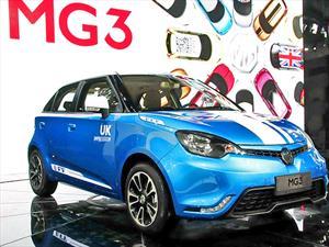Estudiantes chilenos podrán diseñar partes del MG3